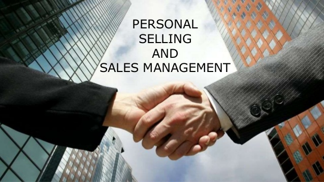personal selling and sales management 1 638